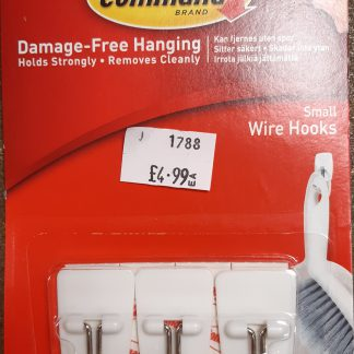 Command hooks wire small