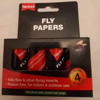 Rentokil Fly papers