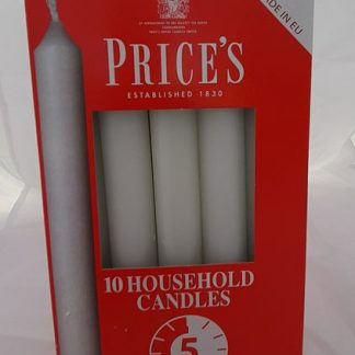 10 prices household candles